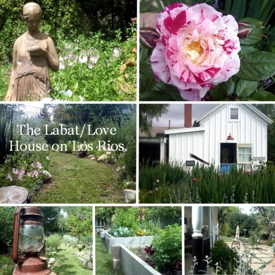 The Labat/Love House for Boutique Weddings!