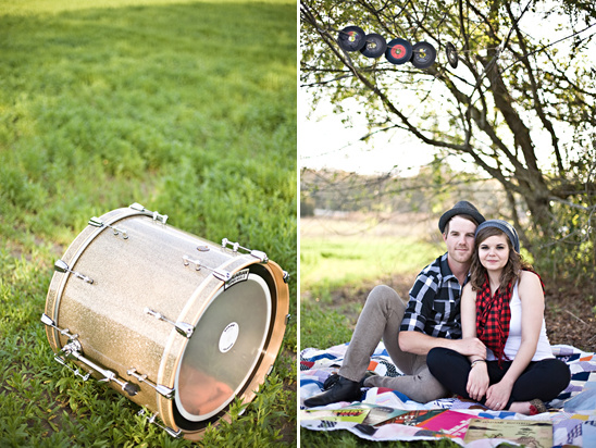 Musical Engagement Shoot