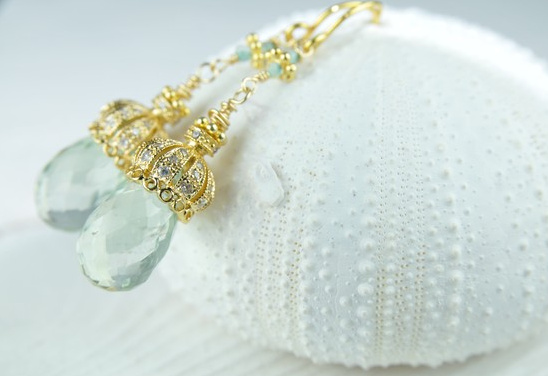 Bridal Jewelry From Lillyput Lane Design Co