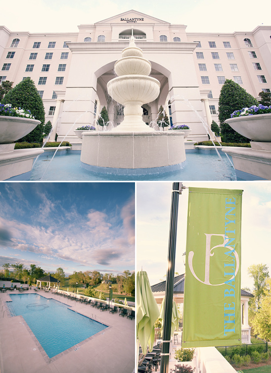 Charlotte Wedding Venue | Ballantyne Hotel