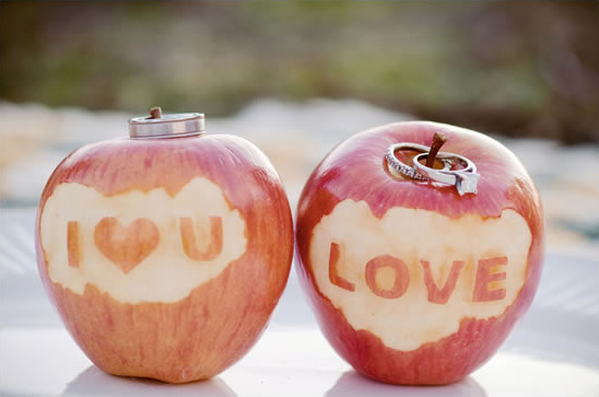 Fruity Engagement Session