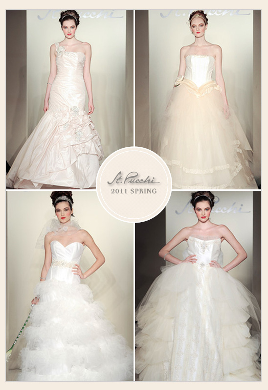 St. Pucchi Spring 2011 Bridal Couture Collection