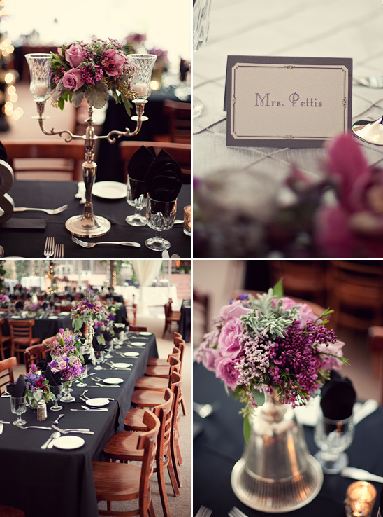 Exquisite Purple Wedding Ideas
