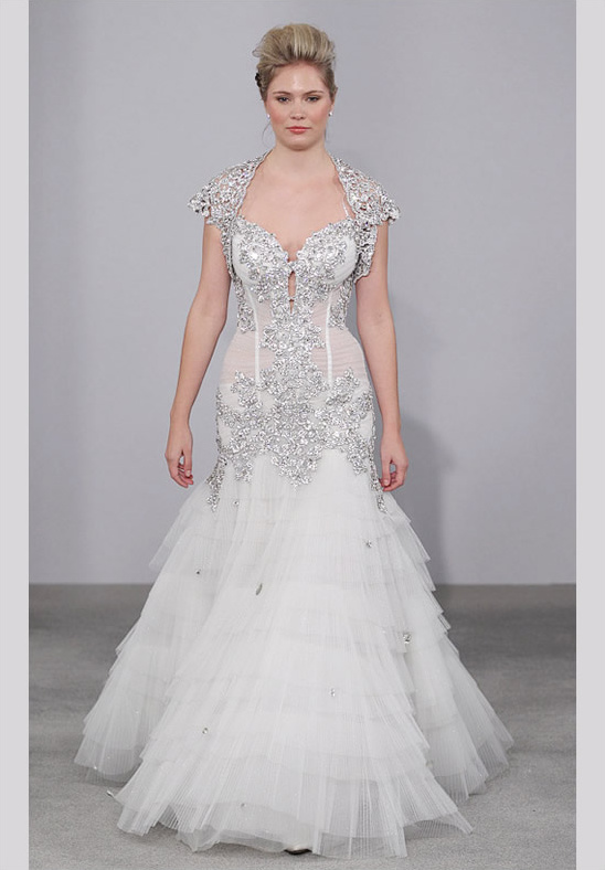Pnina tornai bridal collection 2011 junglespirit Gallery