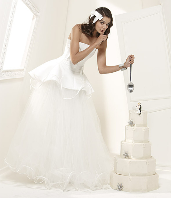 Suzanne Ermann 2011 Bridal Collection