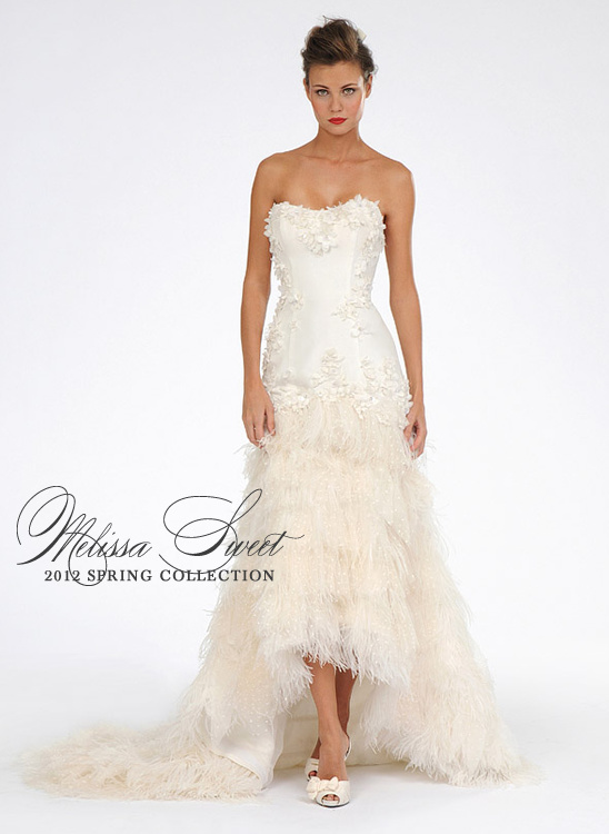 Melissa Sweet 2012 Spring Bridal Collection