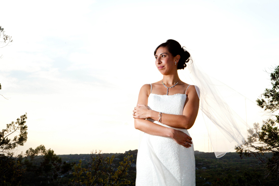 A Bridal Session in Texas Hill Country