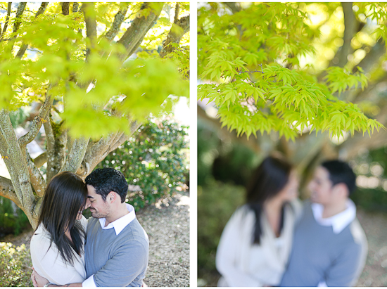 A Beautiful Spring Engagement in the Pacific Northwest