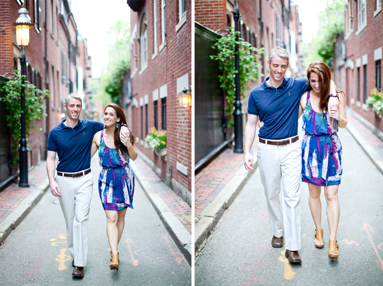 Boston Engagement | Kelly Dillon Photography