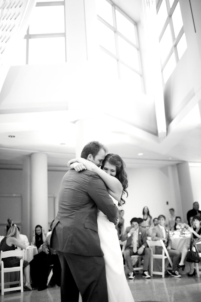 Wedding At The Museum of Contemporary Art in La Jolla