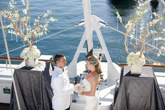 Santa Barbara Yacht Wedding