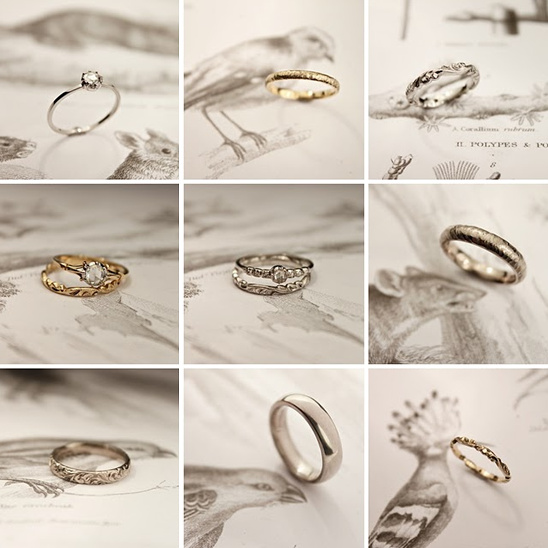 handmade wedding rings - Handmade Wedding Rings