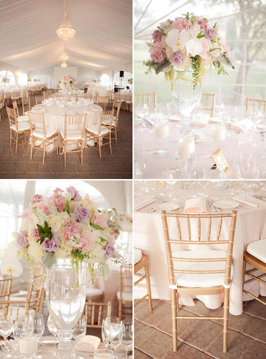 Pale Pink Wine Country Wedding From Megan Clouse Photography