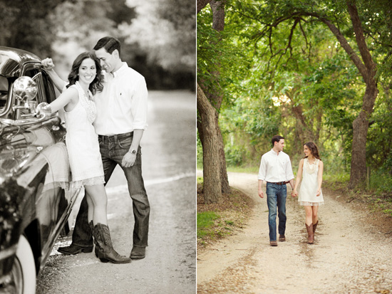 Fort Worth, Texas Engagements | Sara Donaldson Photographs