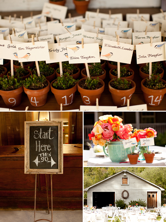 Homemade Barnyard Wedding From What Shanni Saw