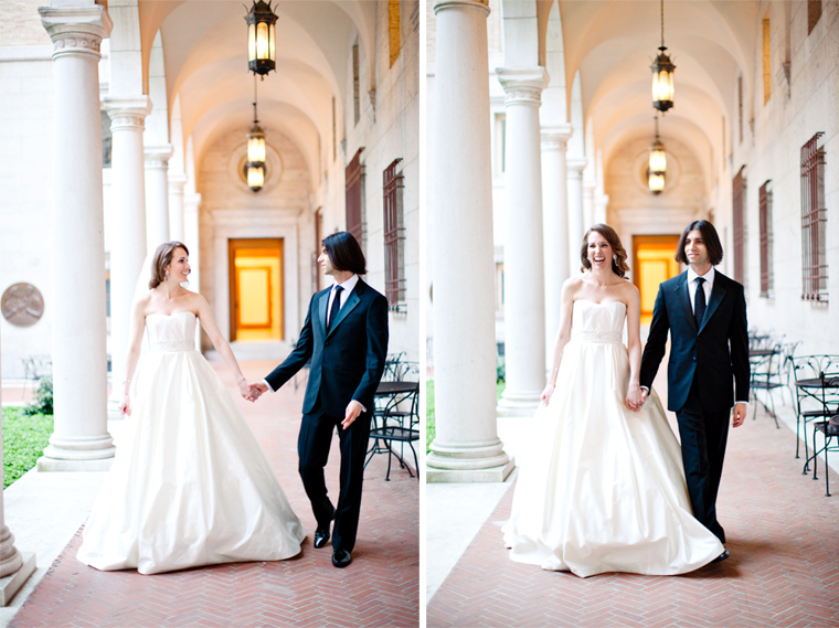 Boston Public Library Wedding | Kelly Dillon Photography