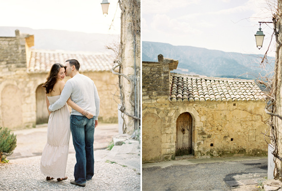An Engagement Shoot in the South of France By Jose Villa