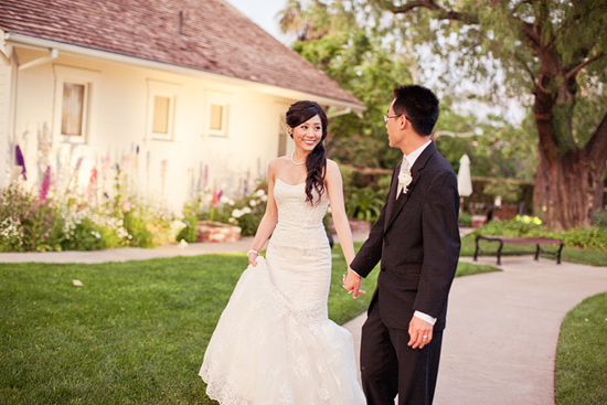 Richard Nixon Library Wedding [Dave Richards Photography]