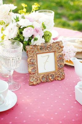 Sweet Garden Tea Party