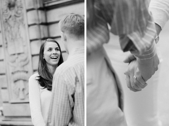 New York Engagement Session - Katie and Jack