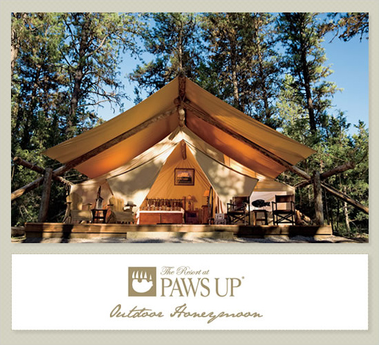 Paws Up | Luxury Outdoor Honeymoon In Montana
