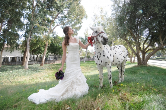 Wedding Florist: Southern California Bride