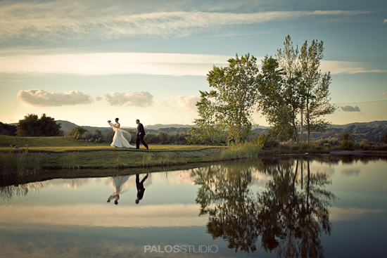 Robinsons Ranch Wedding by Palos Studio