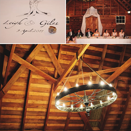 New Zealand Barn Yard Wedding
