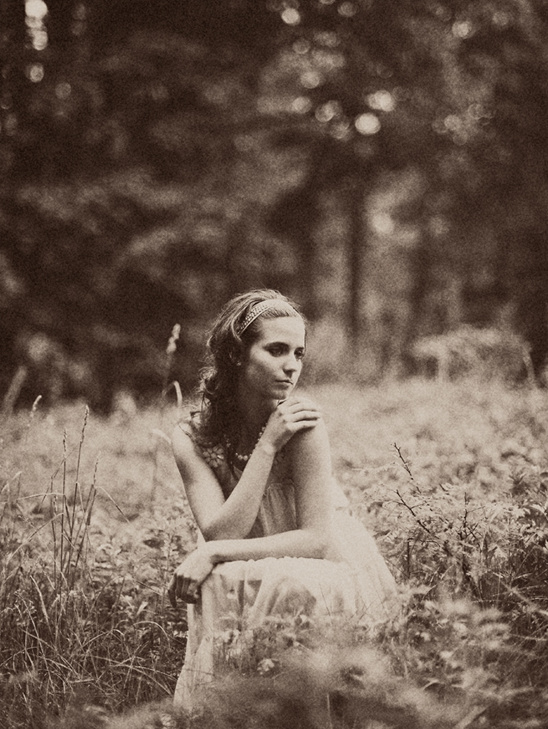 Not Your Grandmother's Bridal Session