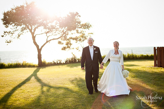 Grand Haven Michigan Beach Wedding by Chicago Wedding Photographer Sarah Postma