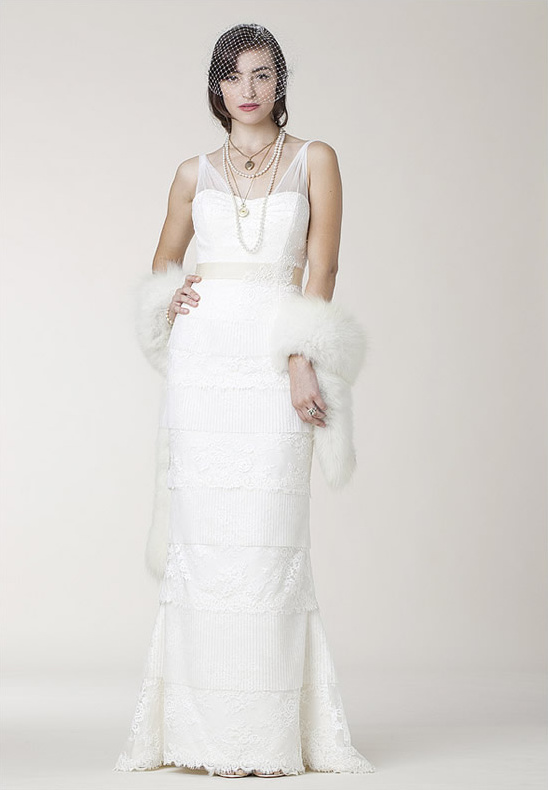 Amy Kuschel  2011 Bridal Gowns