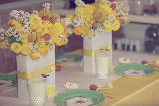 Our Love Is Sweeter Than Honey Bridal Shower