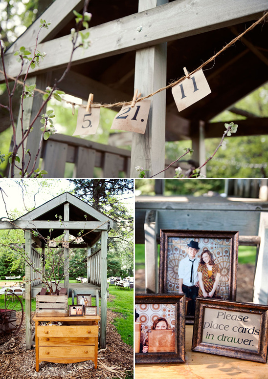 Homemade Minnesota Backyard Wedding