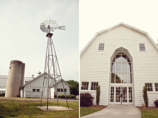 South Carolina Barnyard Wedding