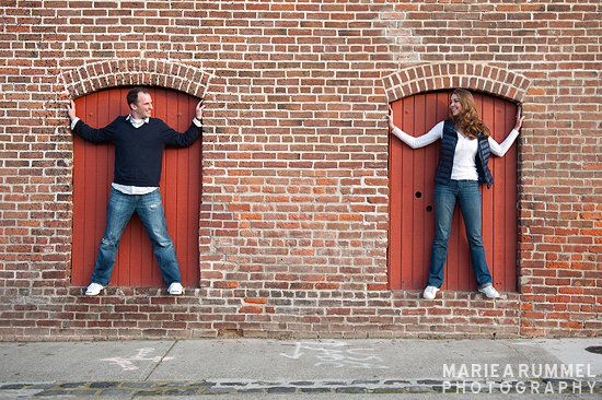 Brittany and Danny| Sacramento Engagement Photographer