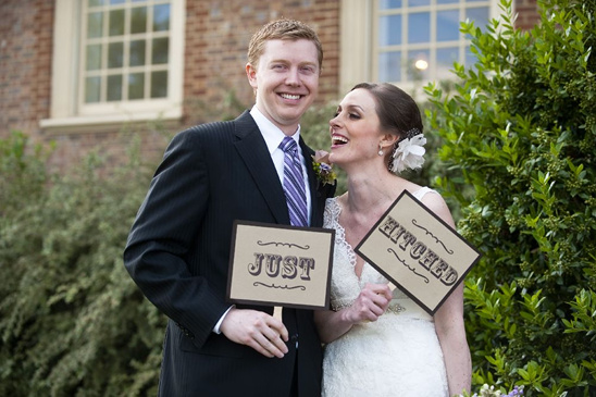 Light Hearted Yet Elegant Alabama Wedding