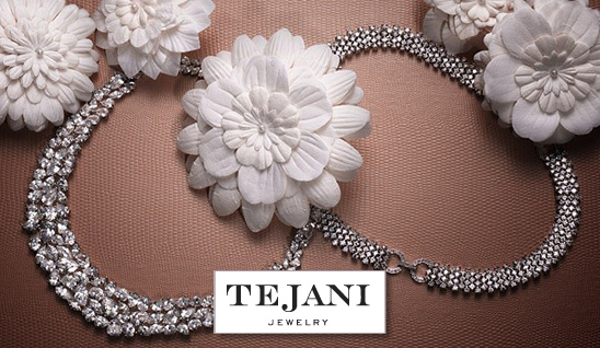 10% Off Your Next Tejani Bridal Jewelry Purchase