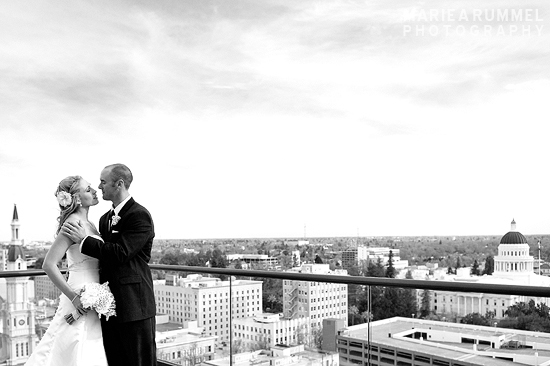 BJ and Crystal | Citizen Hotel and Saint Francis Assisi Parish, Sacramento