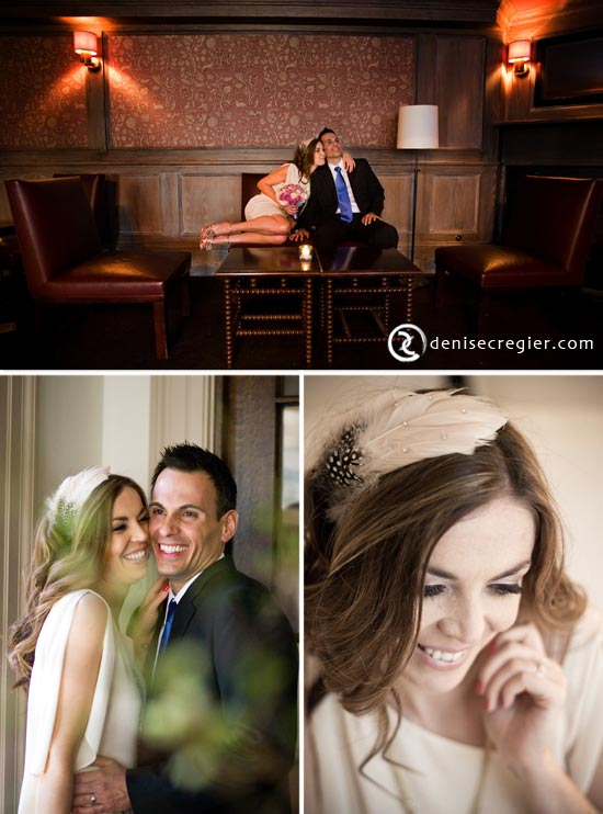 Bedford Post Inn Wedding Portraits