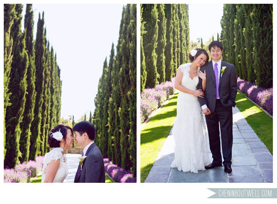 Beverly Hills Wedding Photographer, Greystone Mansion Wedding by Chenin Boutwell