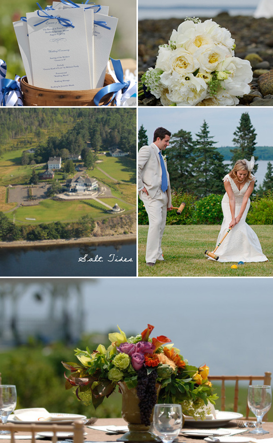 French's Point A Maine Wedding Venue