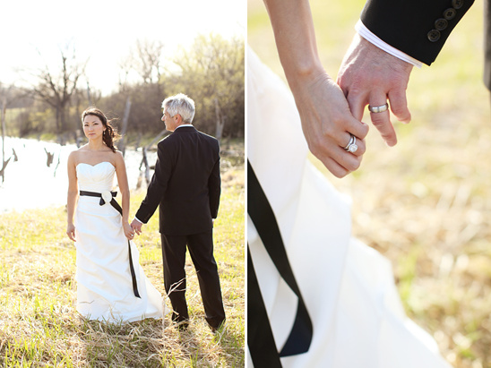 Just Married Photography Session
