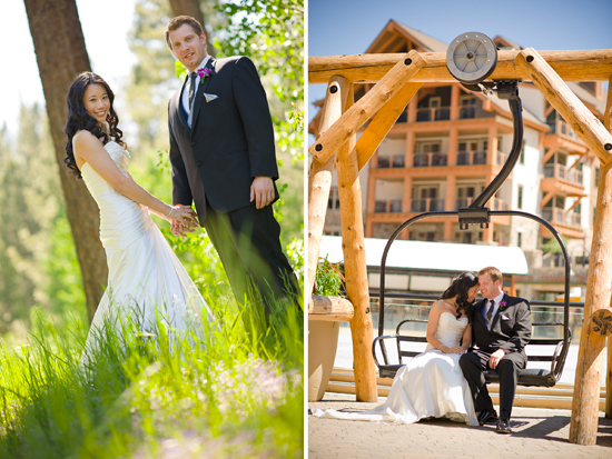 Northstar at tahoe wedding photography - Photography by Monique