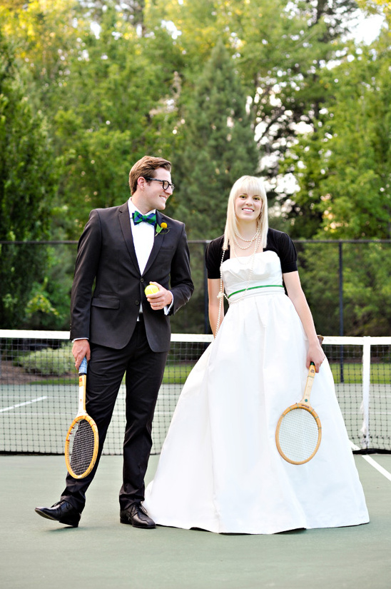 Preppy Modern Wedding Ideas