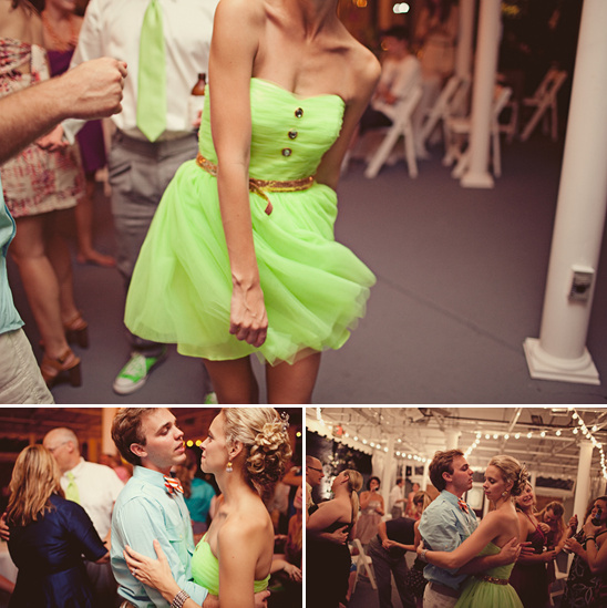 A Neon Green Wedding From Kallima Photography