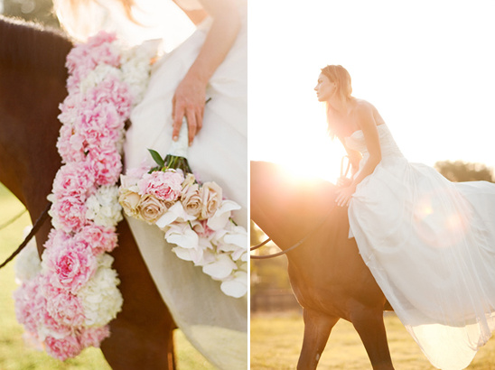 Equestrian Bridal Shoot by KT Merry Photography