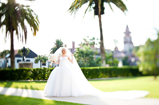 Casa Monica St. Augustine Wedding