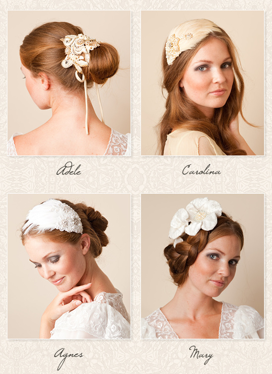 Jannie Baltzer Couture Headpieces