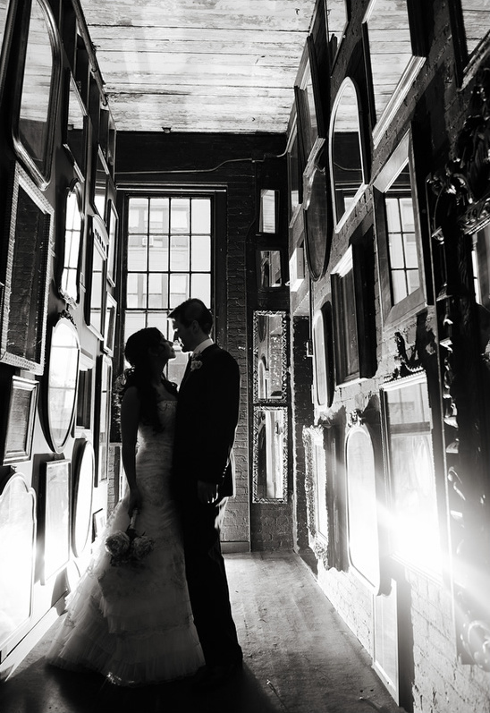 Handmade Metropolitan Building Wedding From Ryan Brenizer Photography