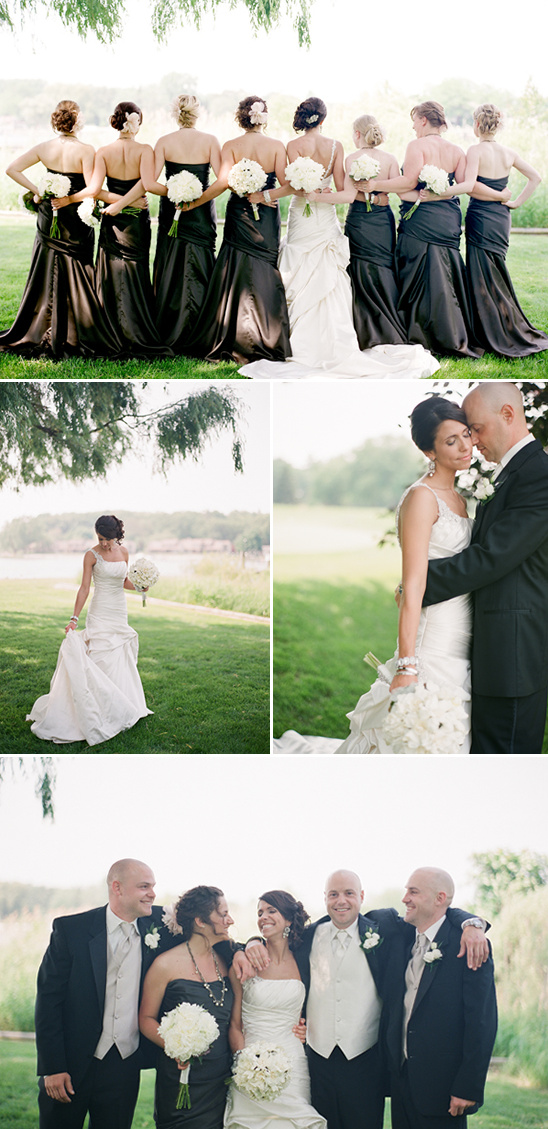 Elegant Michigan Wedding From Jen Lynne Photography